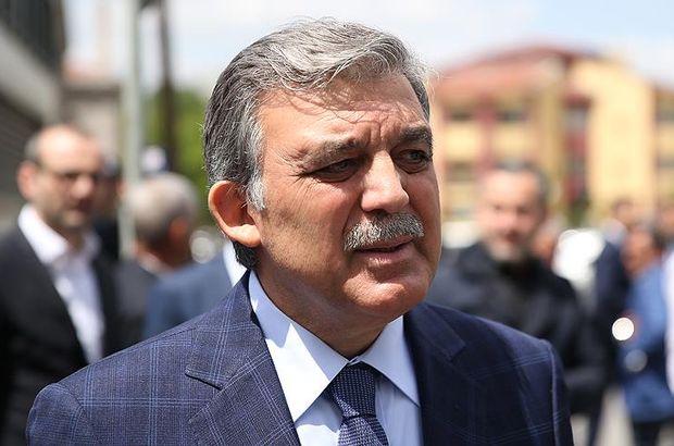 Abdullah Gül'den 28 Şubat mağdurları için öneri