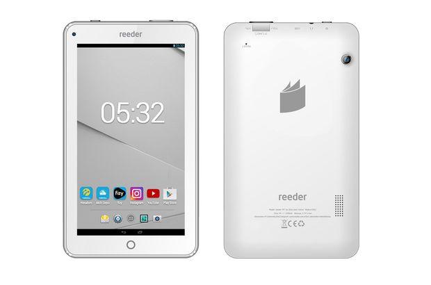 Reeder'dan uygun fiyatlı tablet: M7 Go