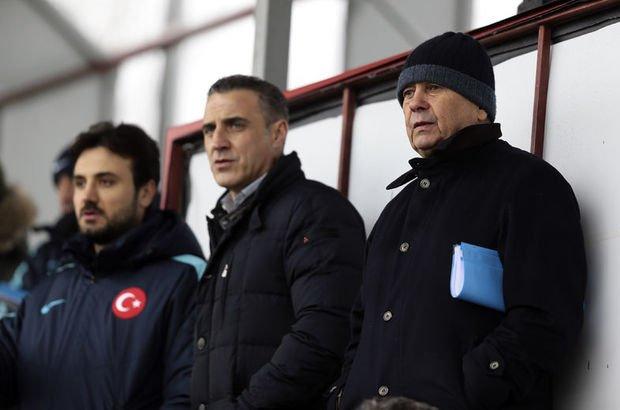 Lucescu, Spor Toto 1. Lig karmalarının maçını izledi