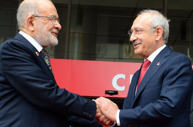 Son Dakika... Kılıçdaroğlu'nun 'ittifak' açıklamasına Karamollaoğlu'ndan yorum