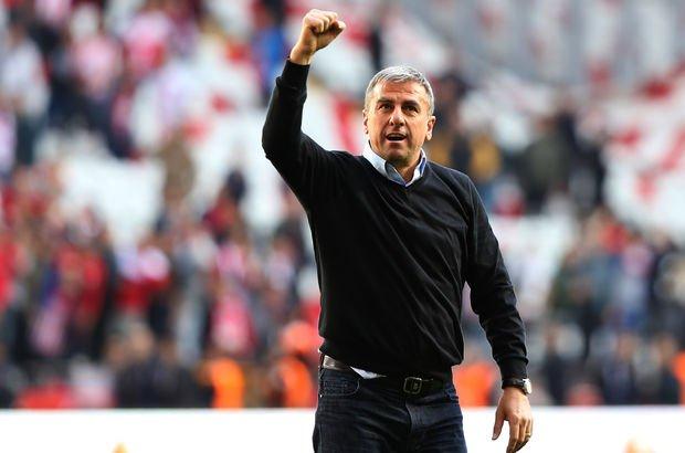 Hamzaoğlu'ndan Sivasspor açıklaması