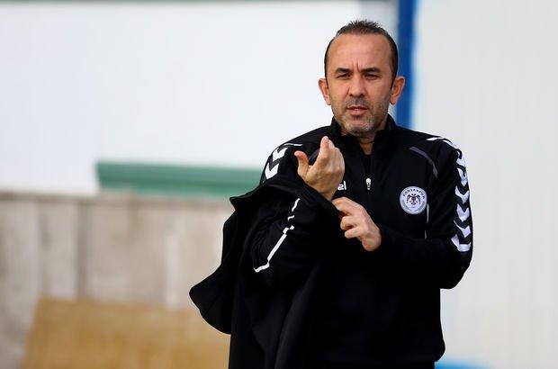 Mehmet Özdilek: Sahamızdaki 5 maçı kazanabilecek gücümüz var