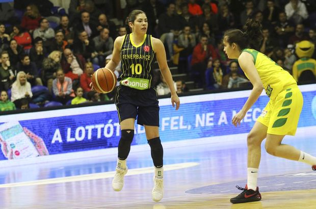 Sopron Basket: 55 - Fenerbahçe: 60