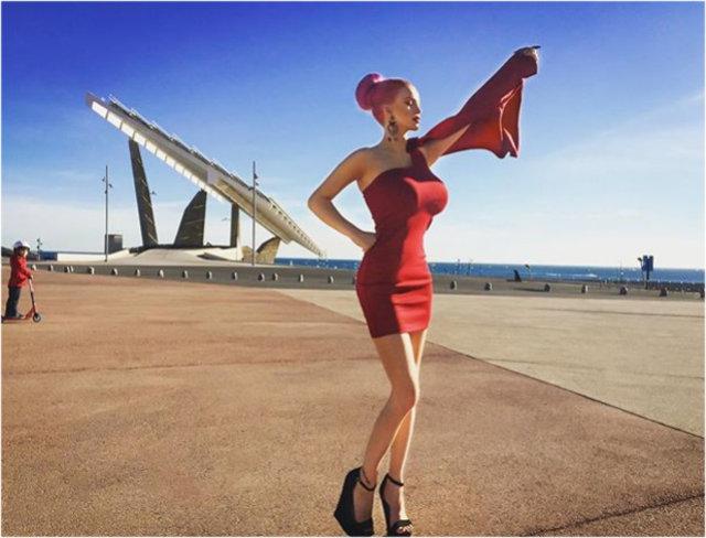 Gabriela Jirackova'nın tek amacı Barbie'ye benzemek! 5 yıl önceki fotoğrafını görenler gözlerine inanamadı...