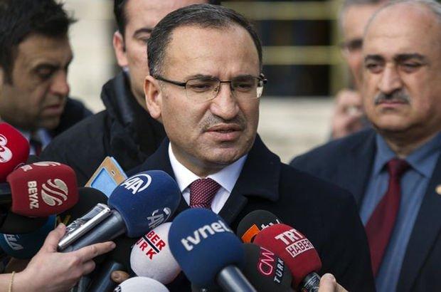 Son dakika: Başbakan Yardımcısı Bozdağ'dan erken seçim iddialarına yanıt