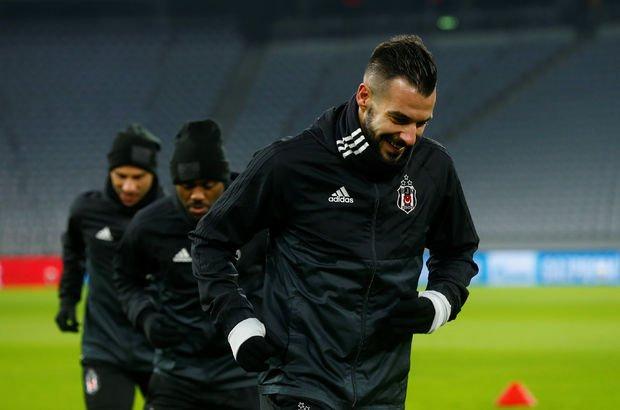 Beşiktaş Negredo