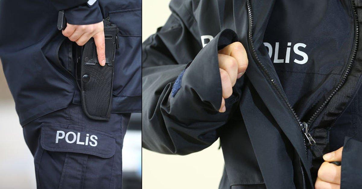 bbe54d1028885 Polis kıyafetinde 'sportif' değişim
