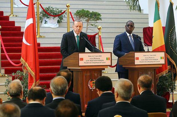 Cumhurbaşkanı Erdoğan: Bu şartların değişmesi gerekiyor