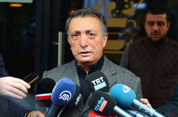 Beşiktaş 2. Başkanı Ahmet Nur Çebi'den kavga açıklaması