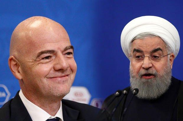 FIFA ile İran arasında kritik görüşme!