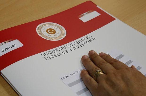 OHAL Komisyonu'na başvurularda son durum! Sayılar açıklandı
