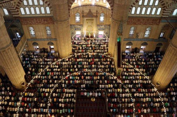 İstanbul Cuma saati - Bugün İstanbul'da Cuma namazı saat kaçta? (2 Mart)