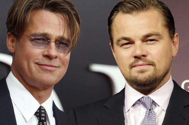 Brad Pitt - Leonardo DiCaprio - Quentin Tarantino