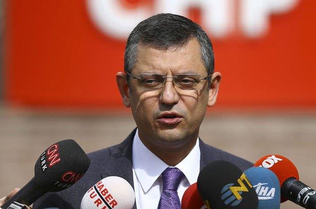 CHP'li Özel: Hiçbir CHP'linin itiraz etmeyeceği bir adayımız olacak