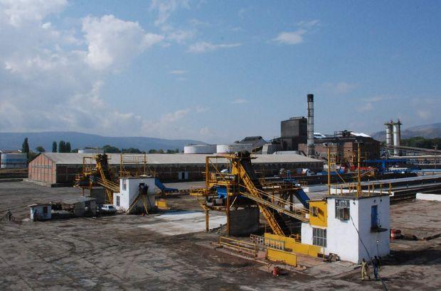 Tokat Turhal Şeker Fabrikası blok satıştan çıkarıldı