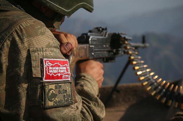 Son dakika: Erzurum'da 4 terörist etkisiz hale getirildi
