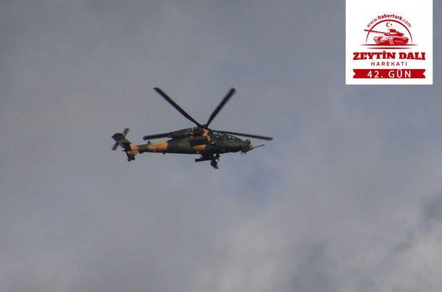 Son dakika... Afrin'de büyük operasyon başladı (Raco'dan ilk görüntüler)