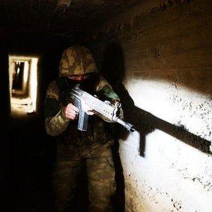 AFRİN'DEKİ KAHRAMAN KOMUTAN F-16'LARA SESLENDİ!