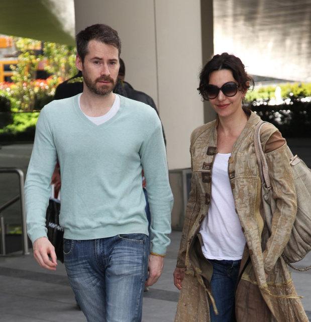 Hande Ataizi, eşi Benjamin Harvey'e boşanma davası açtı - Magazin haberleri