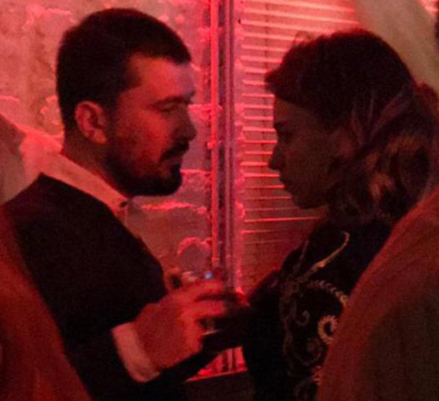 Seda Bakan eşi Ali Erel ile tartıştı - Magazin haberleri