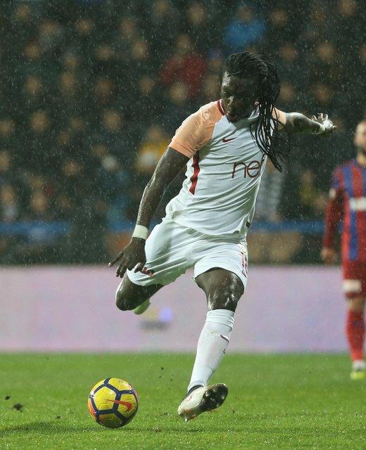 Gomis, Karabükspor Galatasaray maçında rekorları alt üst etti, tarihe geçti! Gomis'in kaç golü var?
