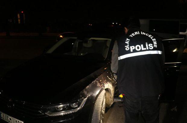 Adana'da son dakika: Silahla vuruldu, 1 kilometre gidip polise sığındı!