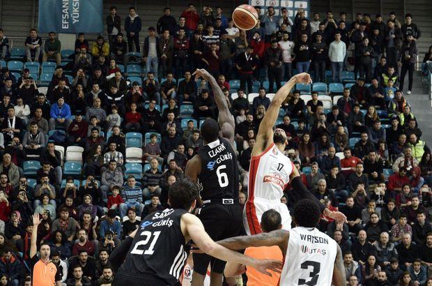 Muratbey Uşak 65 - 75 Beşiktaş Sompo Japan