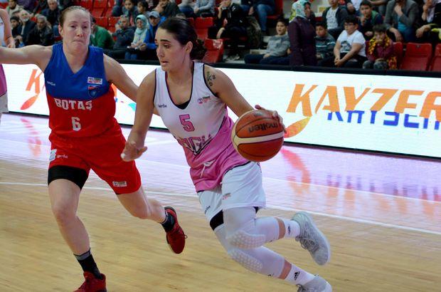 AGÜ Spor 66 - 76 BOTAŞ (Bilyoner.com Kadınlar Basketbol Ligi)