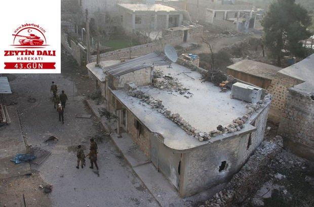 Afrin Harekatı'nda 43. gün