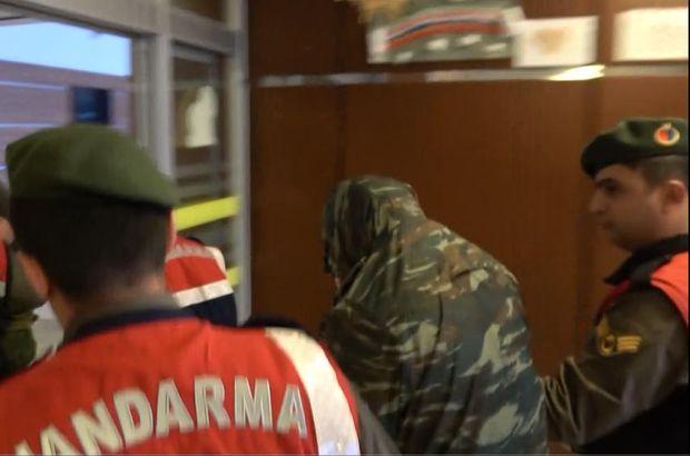 Tutuklanan 2 Yunan askerinin ifadesi ortaya çıktı (Son Dakika Haberi)