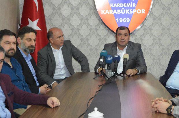 Karabükspor Galatasaray maçında Karabükspor başkanına prim ve sürpriz tepkisi!