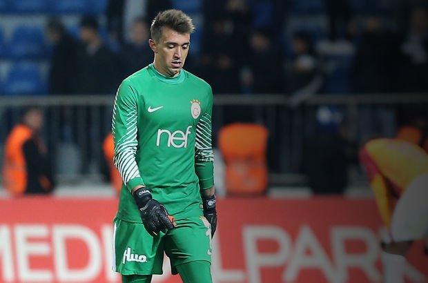 Fernando Muslera'dan Karabükspor Galatasaray maçı sonrasında ayrılık açıklaması!