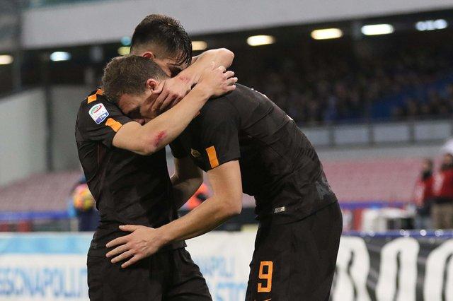 Roma formasıyla Napoli'ye de gol atan milli futbolcu Cengiz Ünder için flaş yorumlar yapıldı!