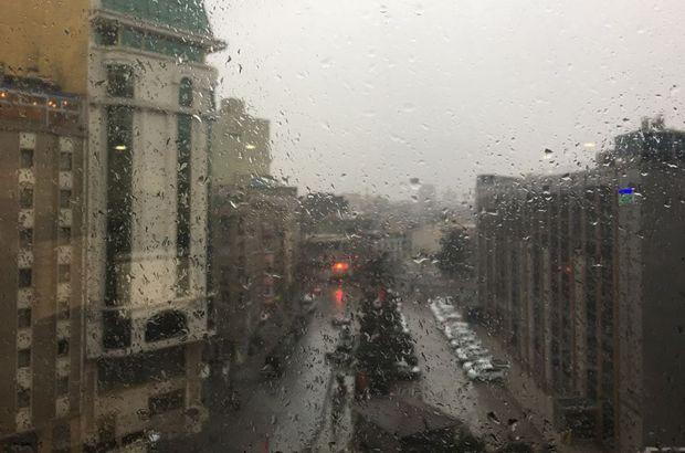 İstanbul'da adeta gök delindi! Meteoroloji'den art arda uyarılar!