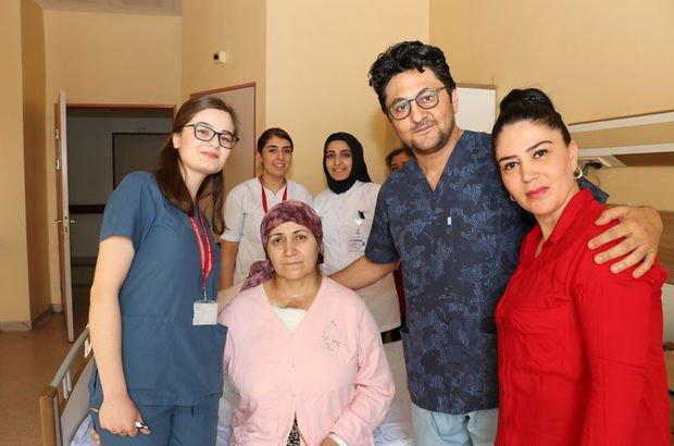 Azerbaycan'da '2 ay ömrün kaldı' dediler, Türkiye'de sağlığına kavuştu