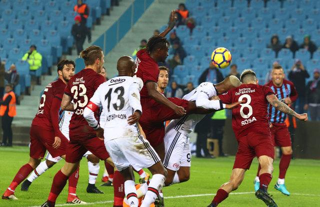 Rıdvan Dilmen'den Trabzonspor-Beşiktaş (0-2) maçı yorumu