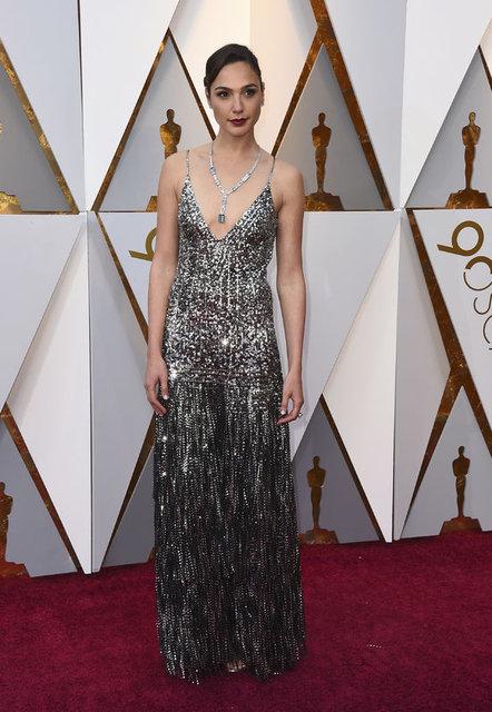 90. Oscar kırmızı halısının en şık ve en rüküş isimleri