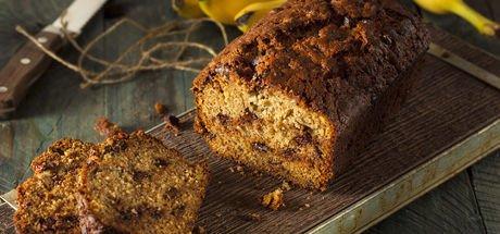 Şekersiz muzlu kek (Banana bread) nasıl yapılır? Şekersiz muzlu kek tarifi ve malzemeleri