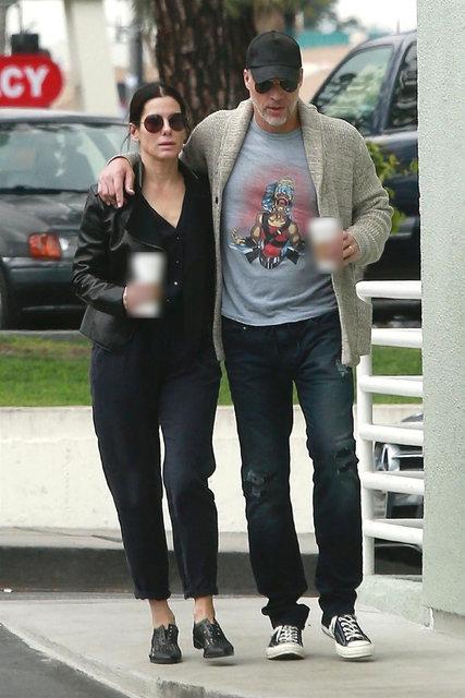 Sandra Bullock gizlice evlendi - Magazin haberleri