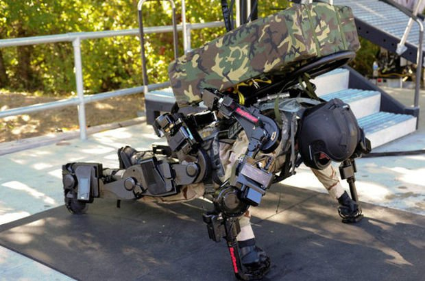Türk Silahlı Kuvvetleri robot asker Savunma Sanayii Müsteşarlığı