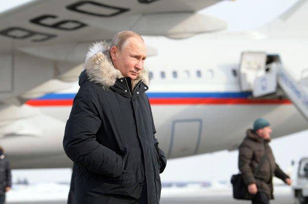 'Dünya düzeni' belgeselinde konuşan Putin'den Türkiye sözleri!