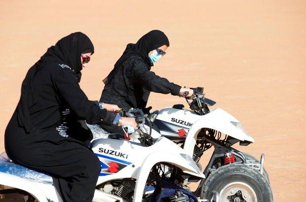 Suudi Arabistan kadını Dünya Kadınlar Günü'ne yeni haklarla girdi