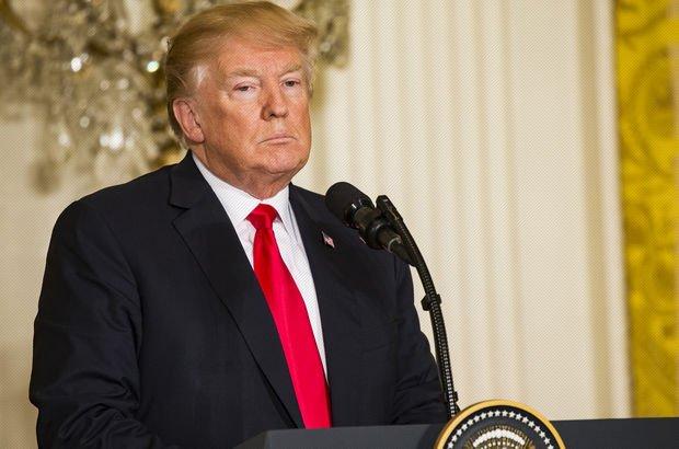 ABD Başkanı Donald Trump AB ek vergi