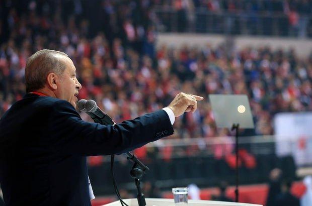 Erdoğan: Marjinalleri asla dikkate almayız