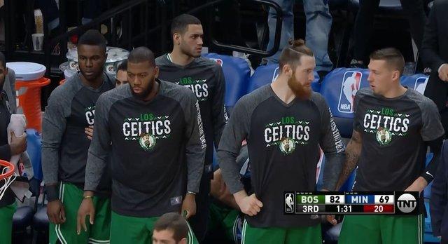 NBA'de korkutan sakatlık! Boston Celticsli Jaylen Brown Minnesota Timberwolves maçında ölümden döndü!