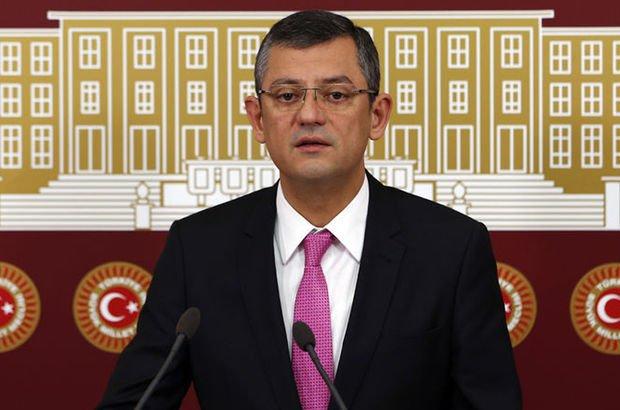 CHP'li Özgür Özel: MHP Grubu raporumuzu talep etti