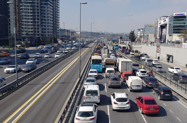 E-5 trafik