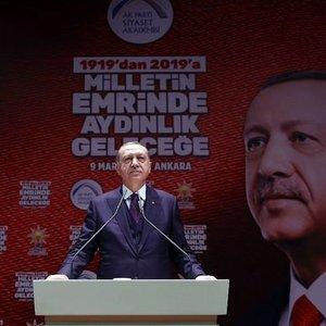 """ERDOĞAN'DAN """"İSLAM'IN GÜNCELLENMESİ"""" TARTIŞMASINA YANIT"""