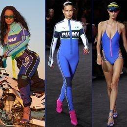 Rihanna'dan cesur koleksiyon