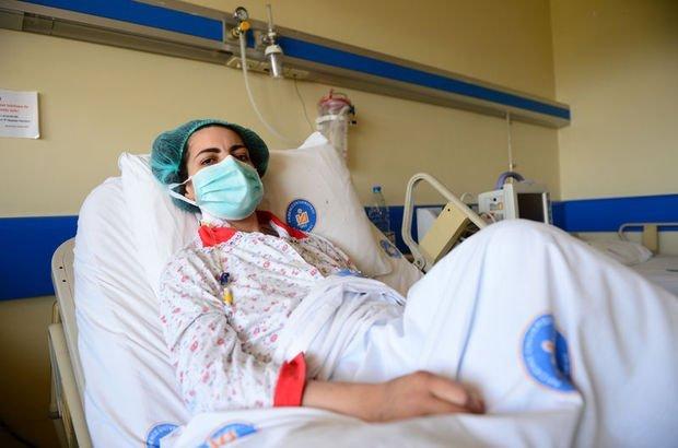 Ayla Kıray, Türkiye'de ikinci kalp nakli yapılan ilk, dünyada ise üçüncü kişi oldu!